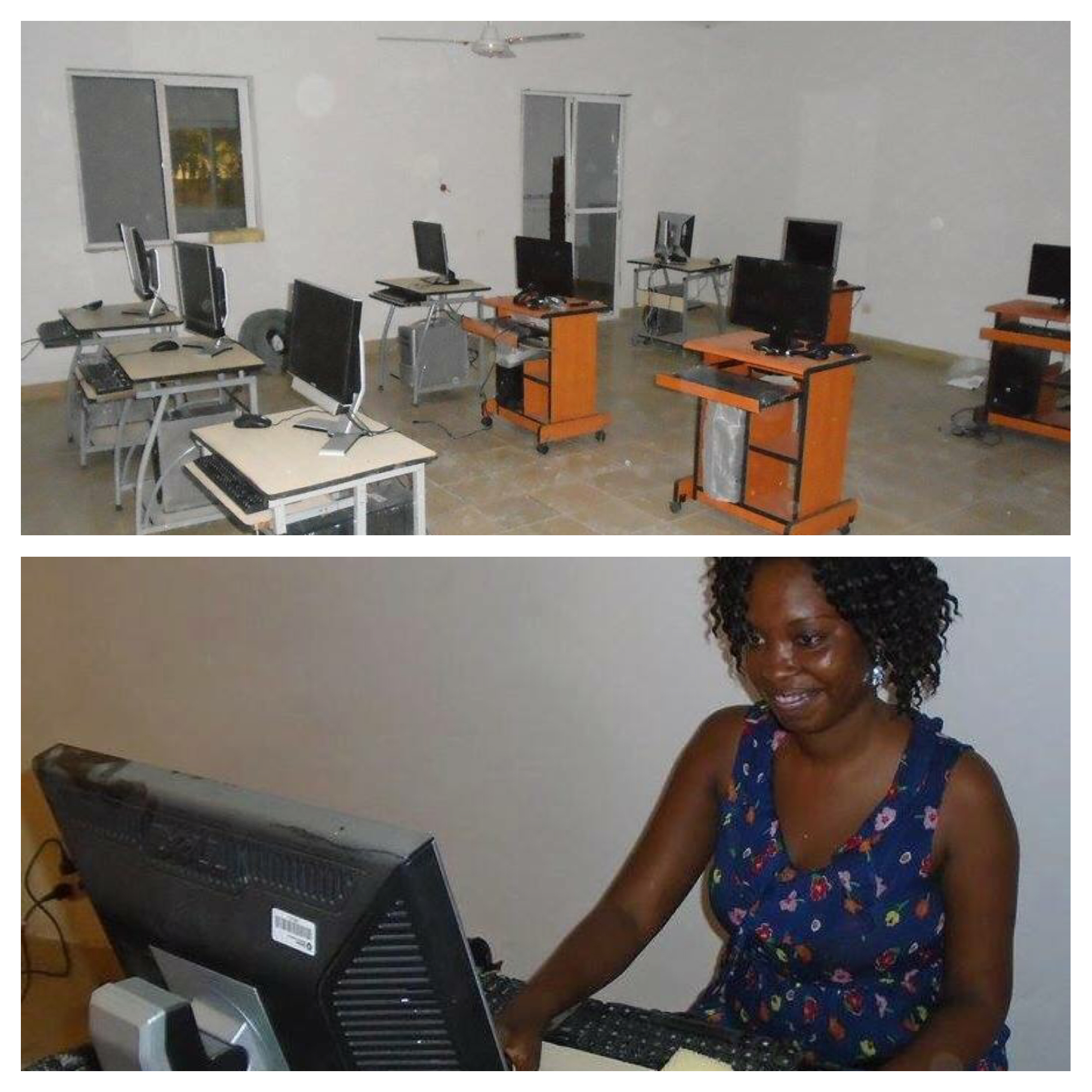 Founangue Computer Lab